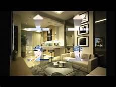 Desain Apartemen 2 Kamar Tidur Modern Mewah