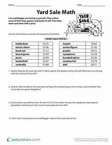 use coupon math for cash activity education com