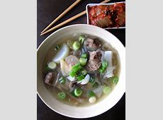 rib soup  kalbi tang_image