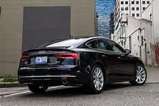 2018 Audi A5 Sportback Drive Review Autotrader