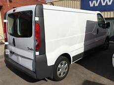 Renault Trafic Automatik - renault trafic quickshift automatic dci115 for sale used