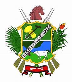 arbol emblematico de monagas file escudo de monagas svg wikimedia commons