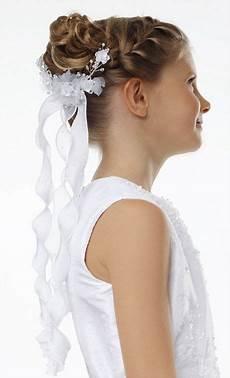 Kommunion Frisuren Für Mädchen - frisuren m 228 dchen kommunion 1 kommunion