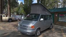 how to sell used cars 2002 volkswagen rio navigation system sell used 2002 volkswagen eurovan westfalia weekender cer in bend oregon united states