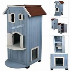 niche exterieure pour chat niche maisonnette cat s home pour chats niche pour chat et accessoires pour le couchage du chat
