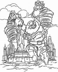Ausmalbilder Superhelden Thor Thor Ausmalbild Ausmalbilder Gratis Malvorlage