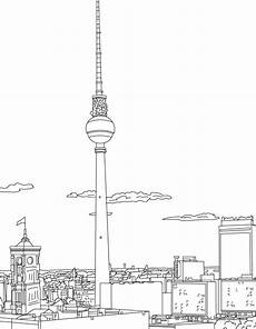 Roboter Malvorlagen Zum Ausdrucken Berlin All Places In Germany Coloring Pages Including