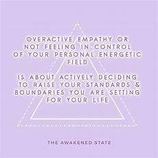 lets talk about overactive empathy and feeling out of