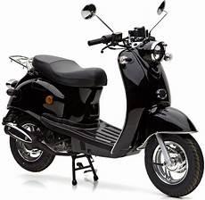 roller 25 ccm motors mofaroller 49 ccm 25 km h schwarz 187 venezia