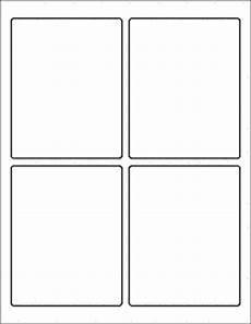 note card template 2 per page label templates ol162 3 75 quot x 4 75 quot labels