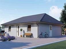 bungalow mit 100m 178 vodies massivhaus musterhaus net