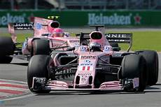 2017 F1 Team Mate Battles Perez Vs Ocon At India