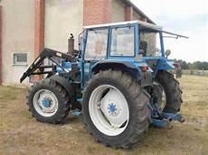 traktor allrad frontlader traktor schlepper ford allrad frontlader nutzfahrzeuge