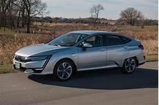 2018 honda clarity in hybrid early owner s