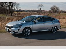 2018 Honda Clarity Plug In Hybrid: early owner's first