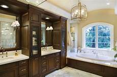 Bathroom Storage Cabinets Masters by Luxurious Master Bathrooms Design Ideas With Pictures