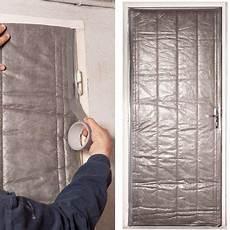 isoler une porte d entrée kit isolation porte de service 210 x 85 cm en 2019 pour