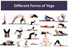 form of yoga different forms of yoga
