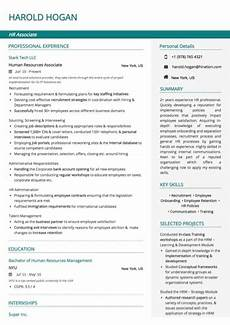 human resources resume exles and sles