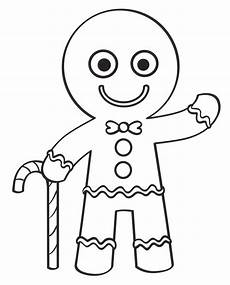 printable gingerbread coloring book activities