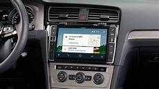 9 Mobile Media System For Volkswagen Golf 7 Featuring