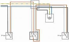 wechselschaltung mit bewegungsmelder schaltbild wiring