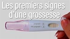 quel les signe de grossesse premiers signes d une grossesse doctissimo une vid 233 o