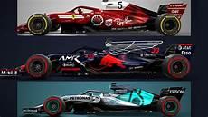 F1 Mercedes 2018 - 191 asi sera la f1 de 2018 dise 209 os f1 2018 livery f1 2018
