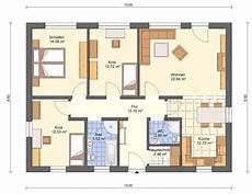 Grundriss Bungalow 3 Zimmer - bg3 bungalow grundriss 98qm 4 zimmer ev planı in 2019