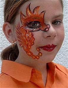 gesicht schminken igel kinderschminken prinzessinnen und feen in frankfurt