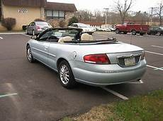 books on how cars work 2001 chrysler sebring interior lighting purchase used 2001 chrysler sebring limited convertible as is needs work non smoker no reserve