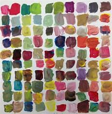 teachkidsart mixing 100 colors