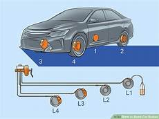 comment purger les freins d une voiture how to bleed car brakes with pictures wikihow