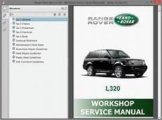 repair anti lock braking 2000 land rover range rover electronic valve timing range rover sport l320 service manual