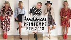 Tendances Printemps Et 233 Mode 2018 Indispensables Mode Et 233