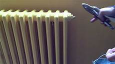 purger un radiateur conseil maison
