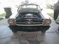 1964 1/2 Mustang Coupe 260 V8 Automatic Added Disc Front