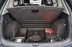 vw tiguan allspace kofferraumvolumen volk wagon volkswagen tiguan kofferraum