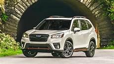 2019 subaru hybrid forester performance 2019 subaru forester drive review automobile magazine