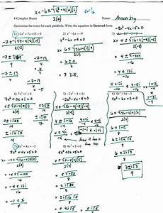 factoring trinomials worksheet with answer key excelguider com