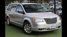 b5461 2008 chrysler grand voyager limited auto