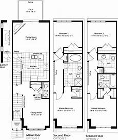 3 story floor plans stylish 3 storey town collection liv by dicarlo homes
