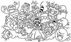 Malvorlagen Mario Maker Colors Live Mario 3d Land Coloring Page 7 By Awesomegirl