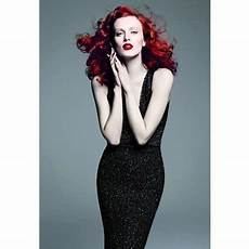redheads do have all the fun karen elson model musician city girl in red lipstick