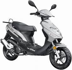 luxxon motorroller 50 ccm 45 km h 187 uno 171 kaufen otto
