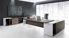 Schreibtisch Modern Design - ultra modern white espresso desk ambience dor 233
