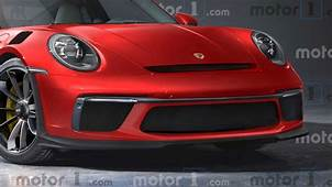 Rendering Porsche 911 GT2 RS 2021  Motor1com Photos