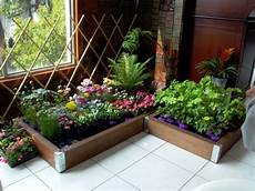 how to make an indoor garden