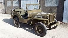 caisse jeep willys occasion sur les voitures
