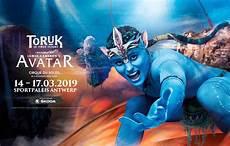 Cirque Du Soleil 2019 - cirque du soleil komt met toruk naar antwerpen in 2019